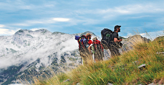 Objevte poslední zbytky panenské přírody v Evropě a zkuste trek v Prokletých horách