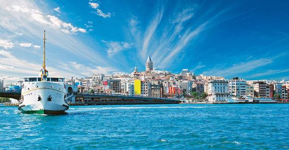 Turecký Bospor: Rušný průliv 21. století