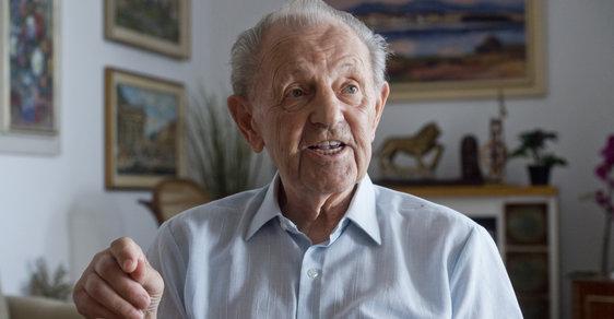 Miloš Jakeš: Kdybych býval zůstal u kormidla, dnes bych přitvrdil