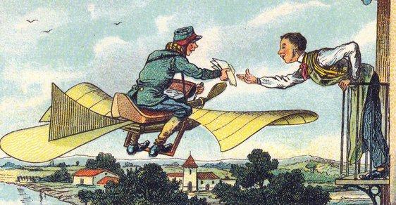 Jak si lidé před 100 lety představovali dnešní svět