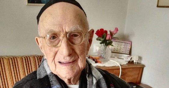Zemřel nejstarší muž planety: Polák Kristal se dožil 113 let
