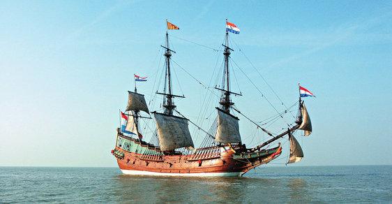 Drama jako z historického velkofilmu. To je tragický příběh lodi Batavia a její posádky