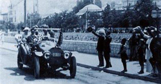 Šofér, který změnil dějiny