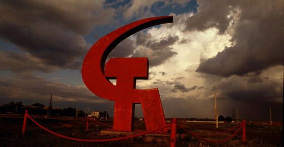 Sovětský svaz na snímcích legendárního fotografa. Prohlédněte si nahou realitu komunistického Ruska