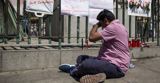 Poslední velký útok v Evropě se odehrál v Barceloně - ilustrační snímek.
