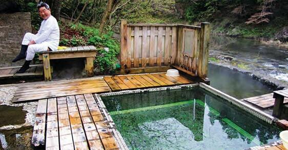 Onseny – japonské lázně, které si zamilovaly i opice