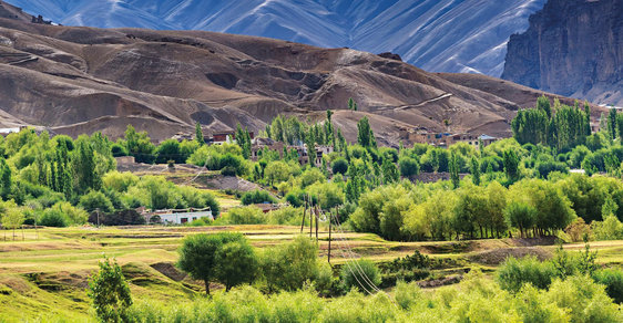 Cesta do kašmírského Mulbekhu aneb V kraji kolem velkého buddhy