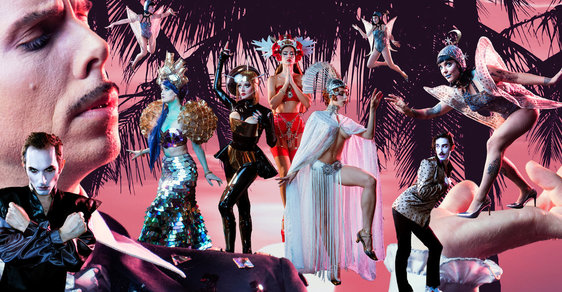 Prague Burlesque Show slaví 10 let. Přijďte se podívat