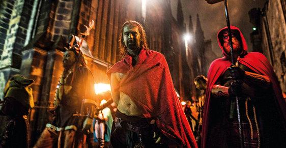 Skotský svátek Samhain: Zažijte ten pravý a původní Halloween