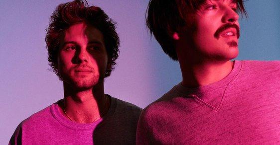 Německé hudební duo Milky Chance