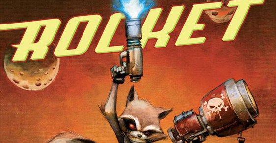 Komiksoví Strážci galaxie: Já jsem Groot, tohle je Rocket
