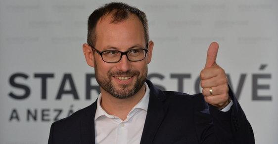 Jan Farský (STAN):  Zeman vyměnil za Babišovu podporu v prezidentské volbě. Když si uvědomíme, jak byla volba těsná, šlo možná o zásadní dohodu