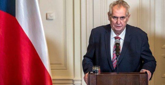 Miloš Zeman pověřil vítěze voleb Andreje Babiše sestavením vlády.