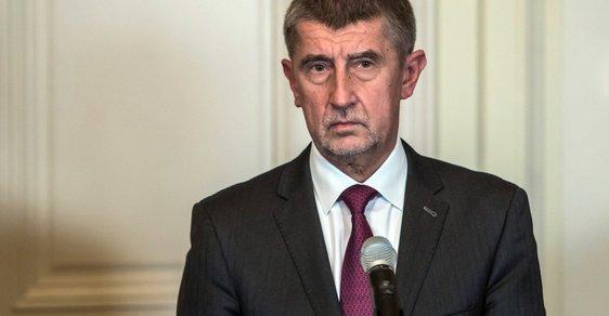 Andrej Babiš už vyhlíží předčasné parlamentní volby