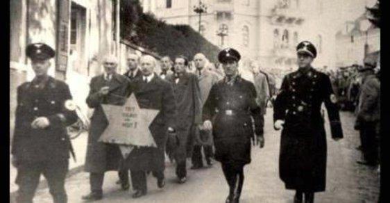 Křišťálová noc v Německu: Záminkou běsnění nacistů se stala vražda německého úředníka v Paříži