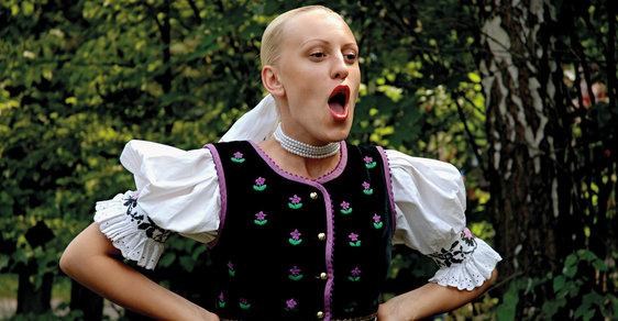 Opodobnosti slovanských jazyků