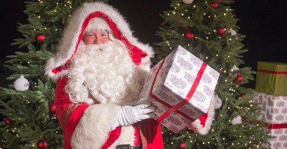 Santa Claus přijde i do České republiky