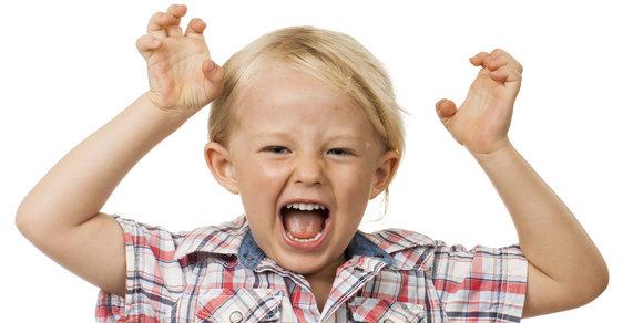Dítě nikdy nespí a diskuze s ním je nekonečná