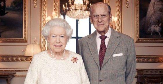 Královna Alžběty a princ Filip mají na brexit připravený scénář jako za války