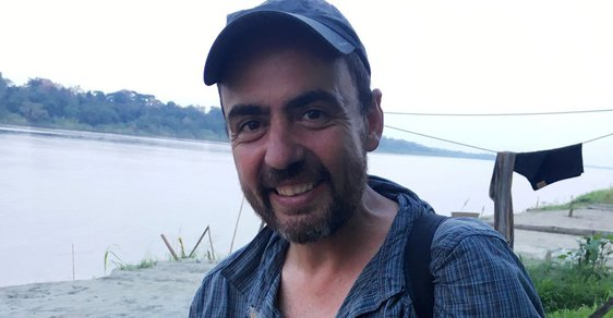 Cestovatel Tomáš Kubeš na cestě za lidojedy: V džungli mi došlo jídlo, zhubl jsem dvacet kilo. Ale stálo to za to.
