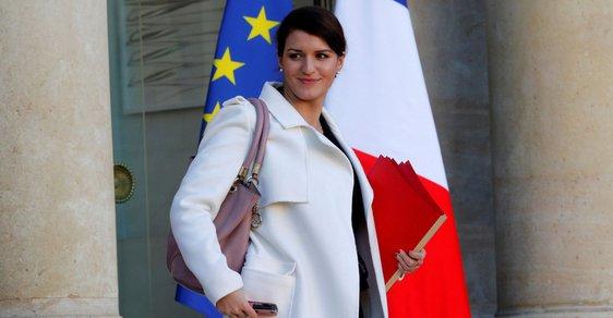 Francouzská ministryně pro rovnost pohlaví Marlène Schiappaová prosadila zákon na ochranu žen před pískáním.