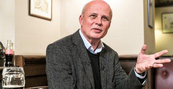 Michal Horáček jinýma očima: Geny nobelisty Heyrovského a proč pořád mluví tak pateticky
