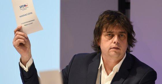 Miloslav Rozner, poslanec SPD