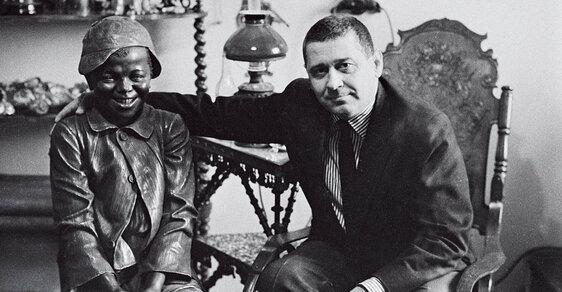 Scénáristický génius Jiří Brdečka byl staromilec s rituály. Limonádového Joea nosil v hlavě přes 20 let