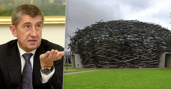 Evropský verdikt nad Čapím hnízdem. Zveřejnit, nebo nezveřejnit? Schillerová váhá, ale...Babišovi to je jedno.