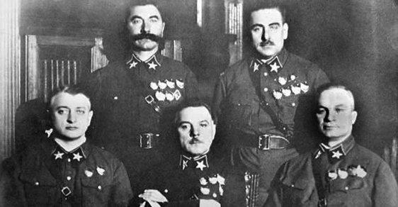 Před 95 lety vznikl Sovětský svaz
