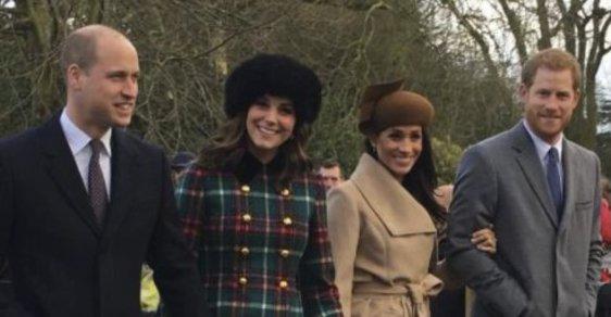 Žena vyfotila královskou rodinu, teď doufá, že jí snímek pomůže zaplatit školné pro dceru