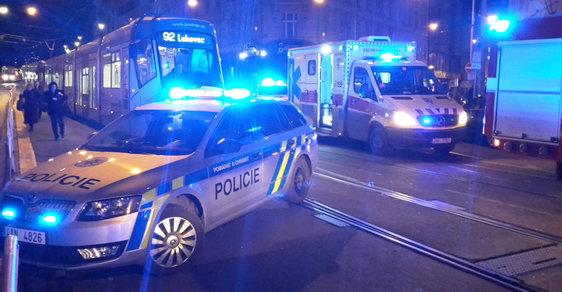 Opilý řidič zabil v noci na Silvestra v centru Prahy mladou cizinku. Měl přes 2 promile v krvi
