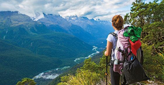 Přestaňte jen snít: 10 tipů kam utéct s batohem
