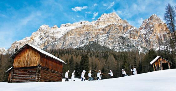 Lyžování pro gurmány aneb Na hory do Alta Badia za michelinskými kuchaři