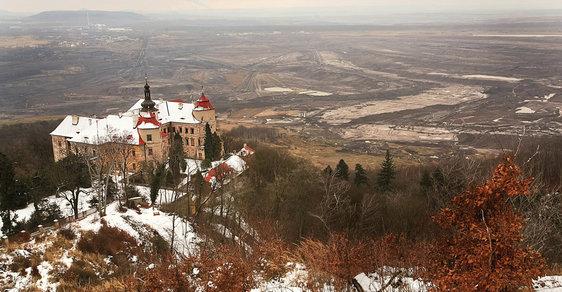 Pustina v Podkrušnohoří aneb Vydejte se do míst, kde se natáčela temná česká detektivka