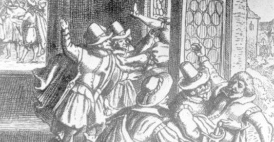 1618: Třetí pražská defenestrace zahájila stavovské povstání proti Habsburkům