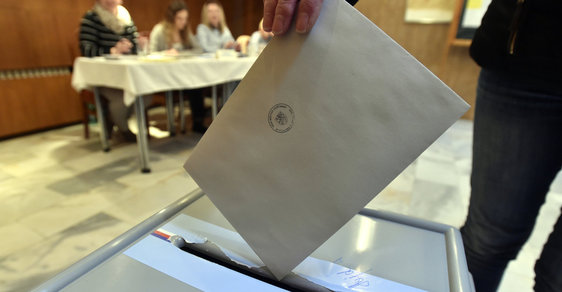 Volby (ilustrační snímek)