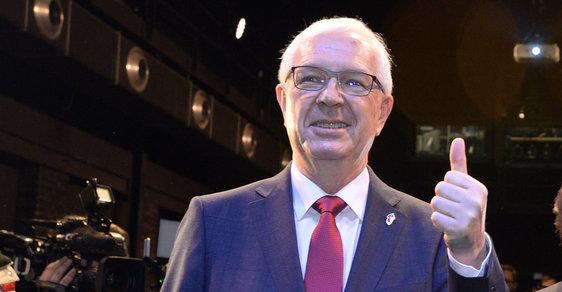 Jiří Drahoš - kandidát druhého kola prezidentské volby