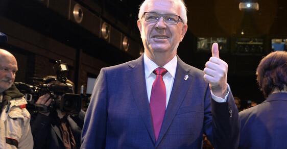 Favoritem druhého kola je Jiří Drahoš