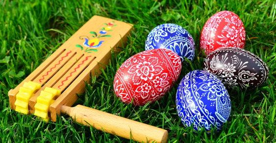 Vejdumky, vejdunky, vejfuky aneb Co Češi dělají o Velikonocích. Víte, jaký je původ slova kraslice?