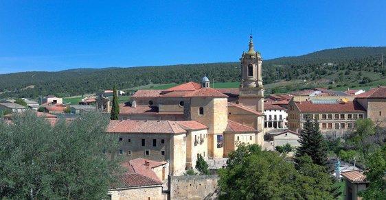 Španělský klášter Santo Domingo de Silos: Vítejte u zpívajících mnichů