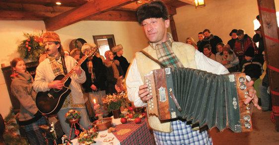 Advent: Čekání na Štědrý den plný svátečních tradic a tajemných postav