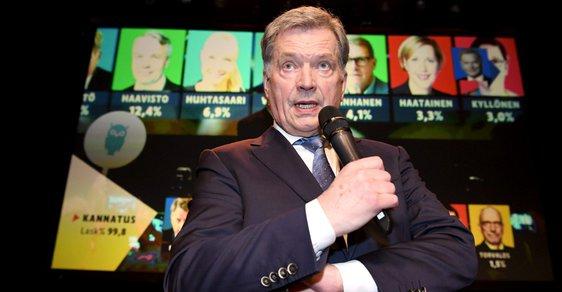 Když prezident spojuje: Fascinující příběh finského prezidenta, který o víkendu suverénně obhájil svůj post