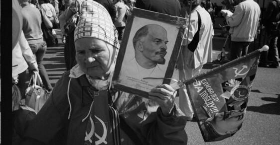 Strašidelné Rusko: Fotograf drsně dokumentuje neviditelnou stranu postsovětské východní Evropy