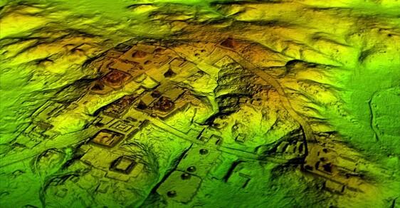 Přepište dějiny! Vědci díky převratné technologii objevili superměsto Mayů, žilo v něm až milion lidí