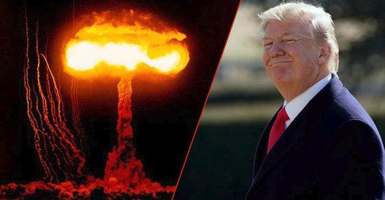 Korea a Trumpův světový řád: Hlavní slovo budou mít země s největšími jadernými tlačítky