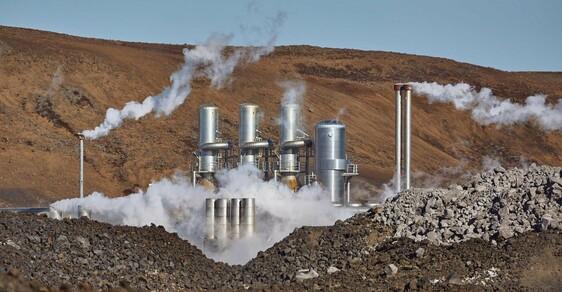 Díky levné energii je Island oblíbenou zemí pro těžaře kryptoměn.