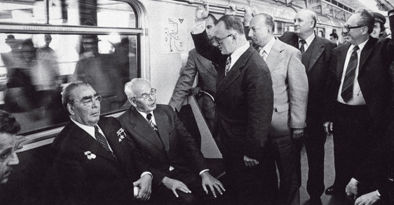 Brežněv je debil, prohlásil v roce 1968 Gustáv Husák. A pak mu roky oddaně sloužil