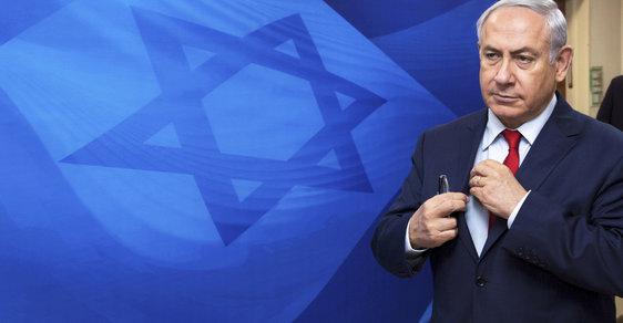 Benjamin Netanjahu nyní nově může v extrémních případech vyhlásit válku i bez souhlasi parlamentu