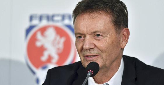Místopředseda FAČR Roman Berbr? Podle deníku Sport lídr žebříčku TOP 50 nejmocnějších v českém fotbale